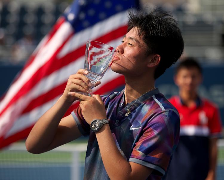 Líder do ranking e campeão do US Open, o chinês Yibing Wu será a principal atração (Foto: Arata Yamaoka)