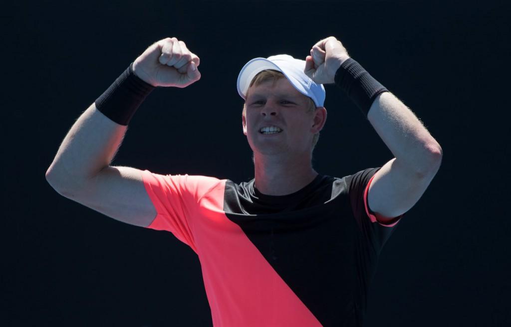 Edmund foi responsável por eliminar o terceiro do ranking Grigor Dimitrov (Foto: Paul Zimmer/ITF)