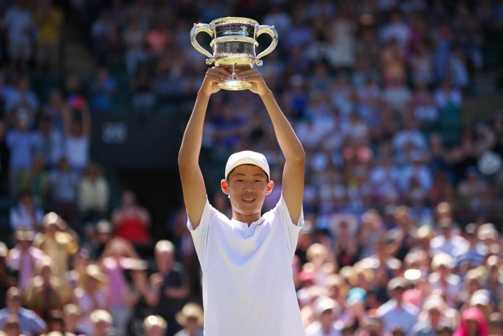 Chun Hsin Tseng foi campeão de Roland Garros e Wimbledon, além de ser vice na Austrália