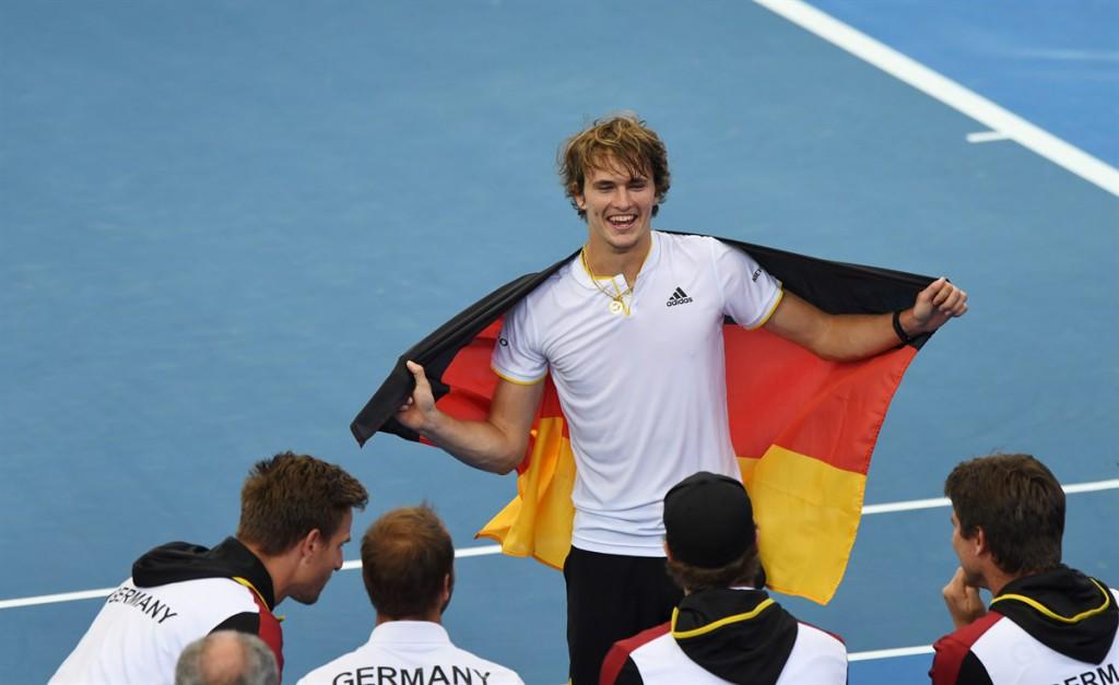 Para Zverev, disputa da Davis em novembro torna a temporada ainda mais longa (Foto: Paul Zimmer/ITF)