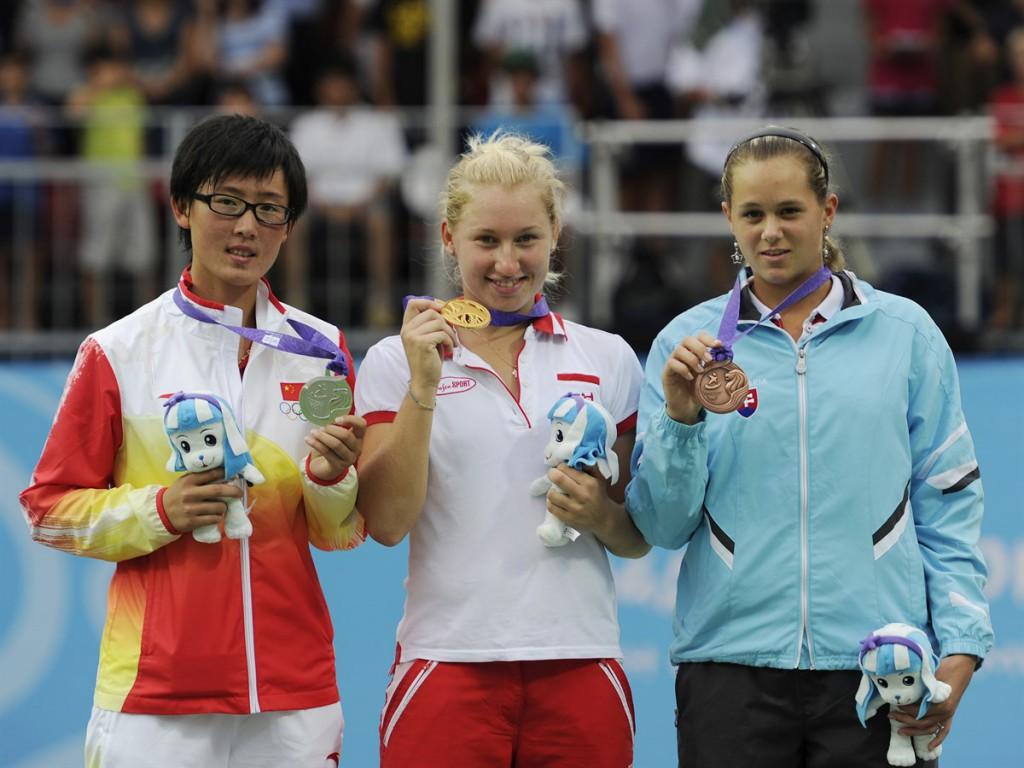 Zheng está com seu melhor ranking, Gavrilova chegou ao top 20 no ano passado e Cepelova já foi top 50 e tem vitória sobre Serena Williams no currículo