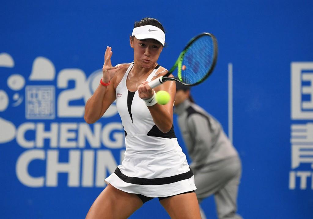Canhota chinesa de 17 anos chegou ao top 200 da WTA, mas sofreu lesão no fim do ano