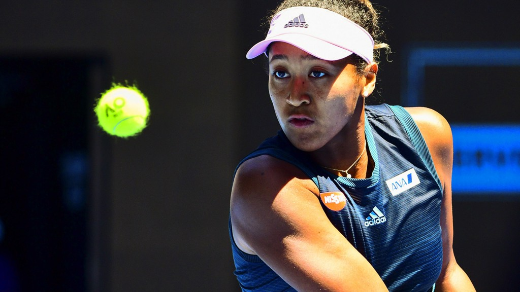 Osaka chegou a Melbourne como uma das onze candidatas ao topo do ranking (Foto: Tennis Australia)