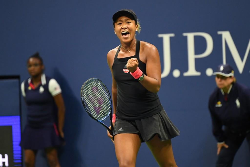 Osaka vinha de eliminações precoces antes da campanha para o título do US Open. Mas depois, chegou pelo menos às semifinais em quatro dos cinco torneios seguintes. (Foto: Paul Zimmer/ITF)