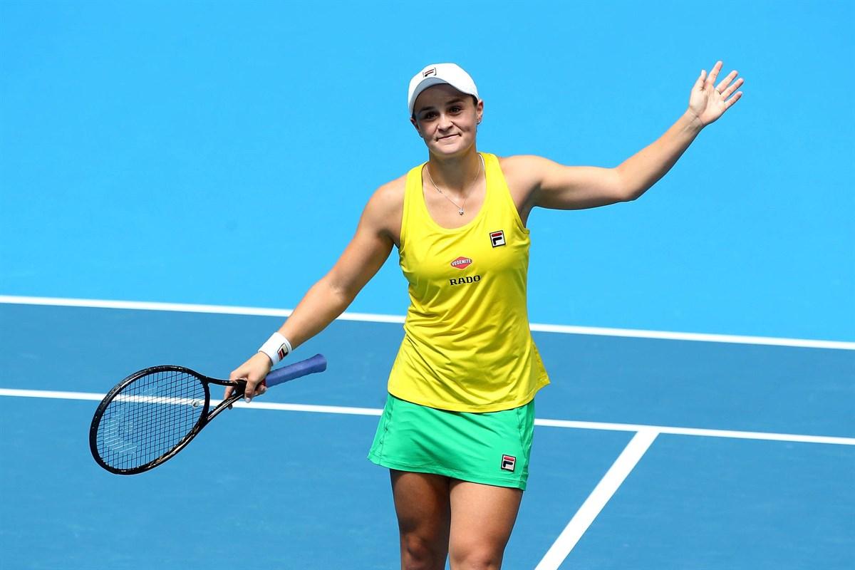 Barty tenta encerrar longo jejum do tênis australiano