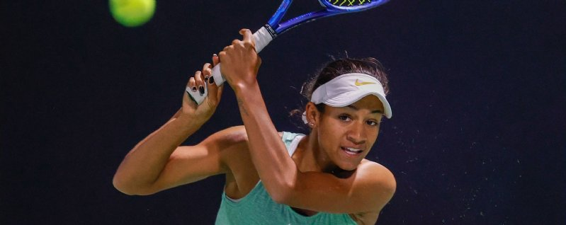 Com apenas 19 anos, a norte-americana Whitney Osuigwe já vai disputar seu quinto Grand Slam