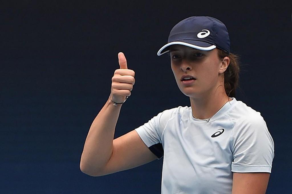 Iga Swiatek disputa seu primeiro Grand Slam desde o título de Roland Garros