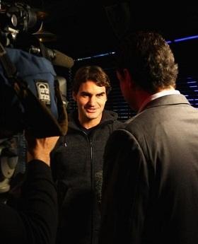 Federer cogita possibilidade de voltar a número 1
