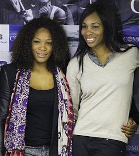 Venus e Serena querem defender título olímpico