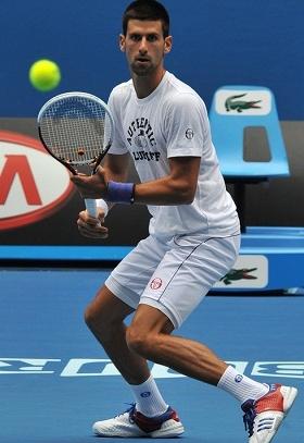 Djokovic coloca Olimpíadas entre as prioridades