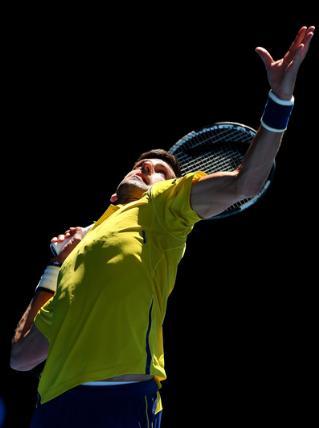 TenisBrasil - Djokovic: 'Não há uma sombra no nosso esporte'
