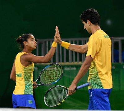 teliana melo rio mistas int Jogos do Rio, 11/8: o dia do Brasil.