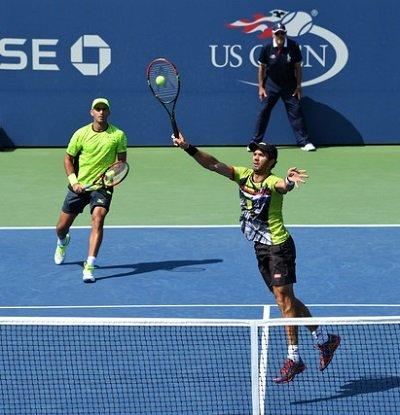 33c9299ffc087 TenisBrasil - Rojer e Tecau decidem o US Open contra espanhóis