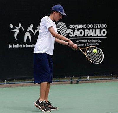 956bbba6bc São Paulo (SP) – O tênis como forma de valorizar e gerar oportunidades para  jovens