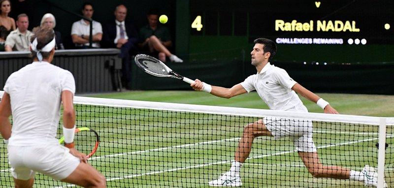 2b8be95c4a TenisBrasil -  Jogo de Nadal e Djokovic é chato
