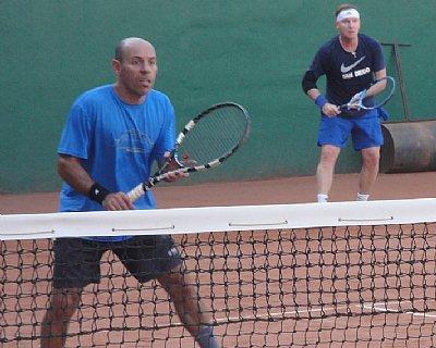 f84b398bdf3 TenisBrasil - Sábado decisivo no Seniors de Novo Hamburgo
