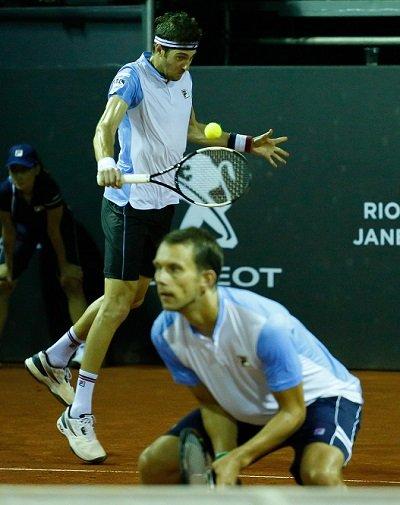 fa69d4c31 TenisBrasil - Casamento pausará dupla de Demo no US Open