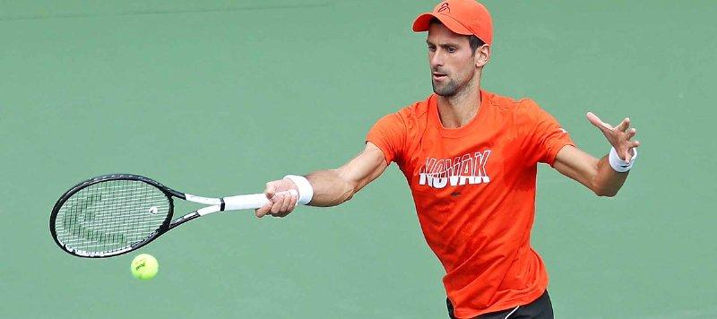 99bf1f63920 Sérvio ficou em lado oposto ao de Federer e Nadal na chave em Indian Wells