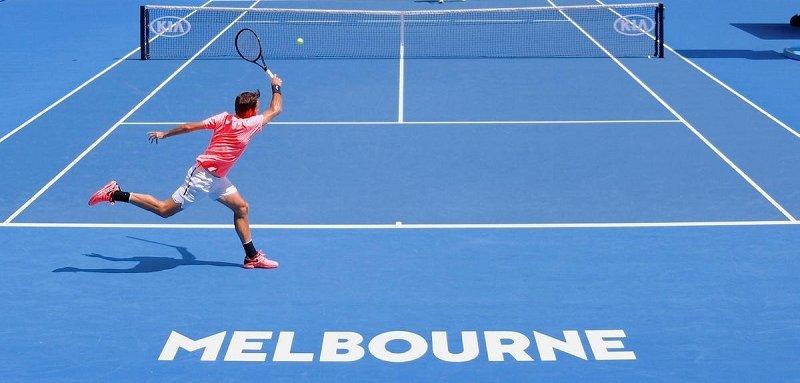 Tenisbrasil Australian Open Mudara A Superficie Para 2020